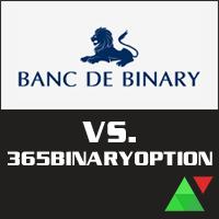 Banc De Binary vs. 365BinaryOption