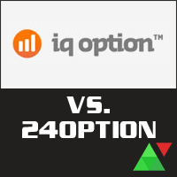 IQ Option vs. 24option