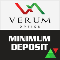 Verum Option Minimum Deposit