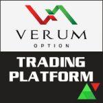 Verum Option Trading Platform