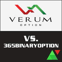 Verum Option vs. 365BinaryOption