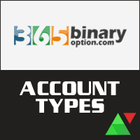 365BinaryOption Account Types