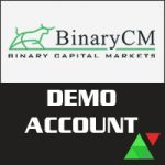 Binary Capital Markets BCM Demo Account