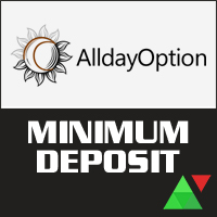 AlldayOption Minimum Deposit