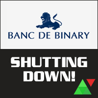 Banc De Binary is Shutting Down