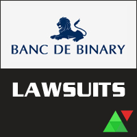 Banc de Binary Lawsuits