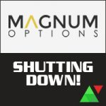 Magnum Options Is Shutting Down