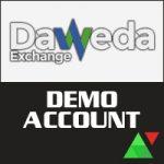 Daweda Demo Account