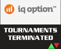 IQ Option Tournaments Terminated