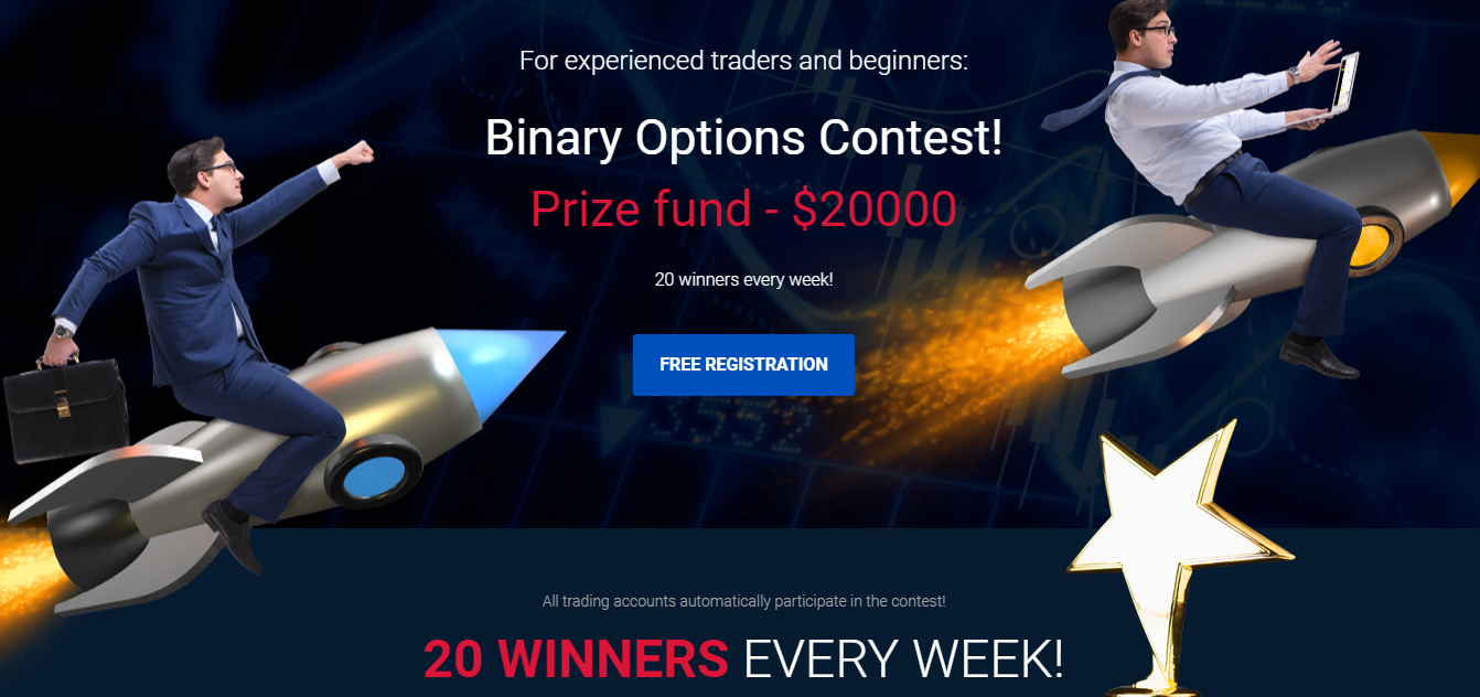 Binarycent Contests
