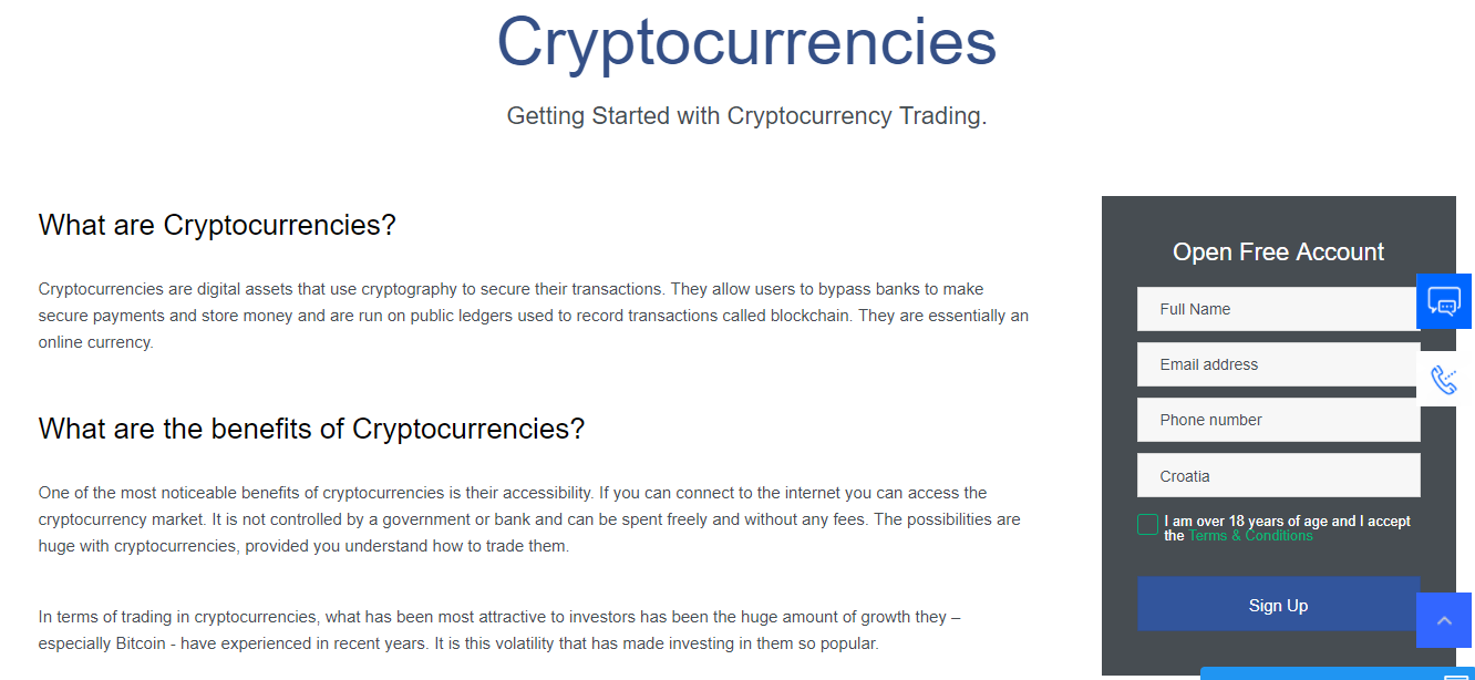 Capital Traders Cryptocurrency Trading