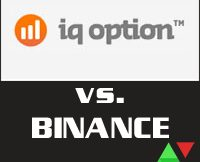 IQ Option vs Binance