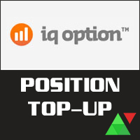 IQ Option Position Top-Up