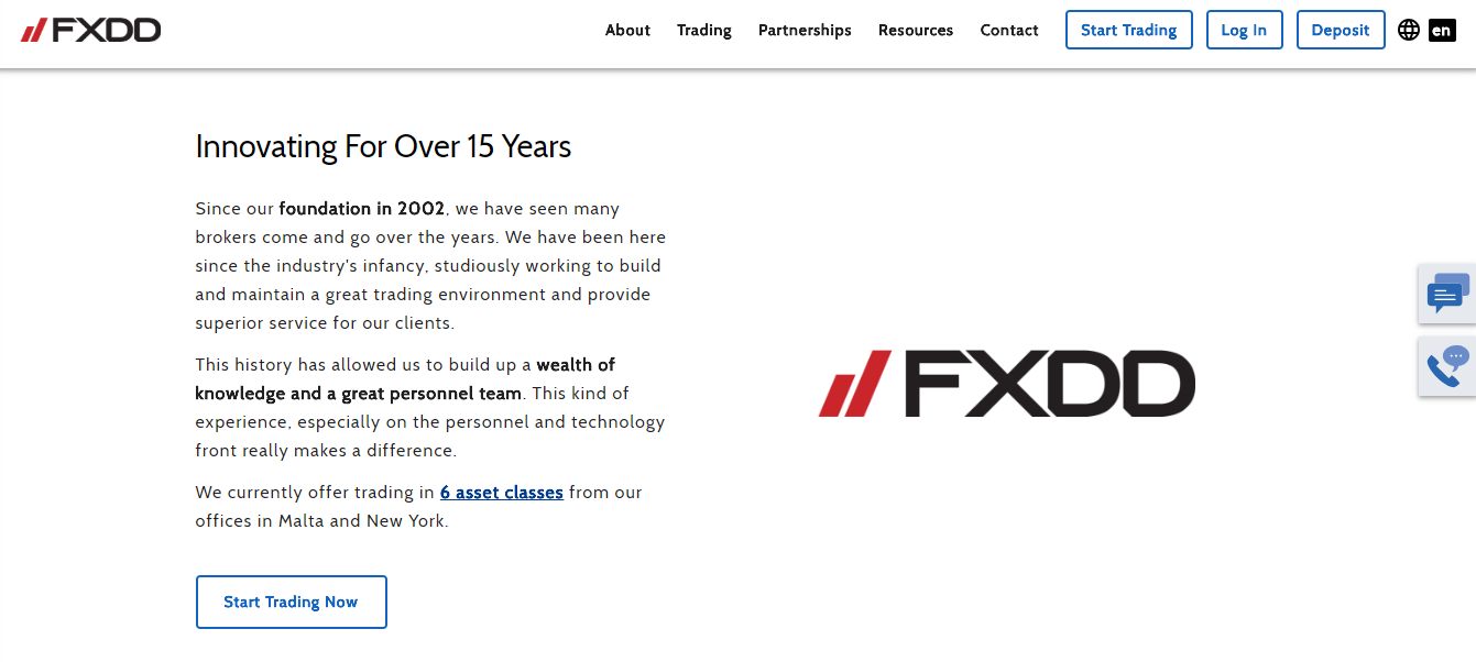 Fxdd binary options