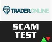 Trader.Online Scam Test