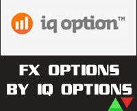 FX options by IQ options