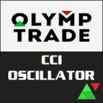 Olymp Trade CCI Oscillator