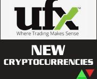 UFX New Cryptocurrencies